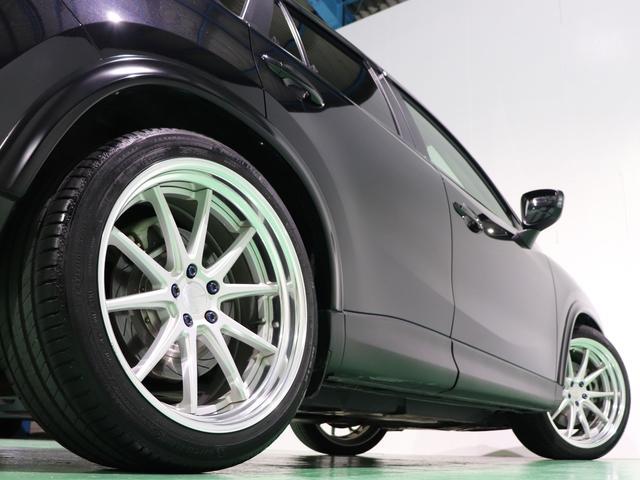 XD Lパッケージ 純正8インチナビ WORK21AW 車高調 オートエグゼマフラー BOSEサウンド DVD再生 Bluetooth バック・サイドモニター ETC 純正エンジンスターター  黒革シート シートヒーター(9枚目)