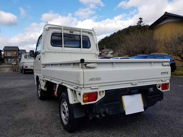 「スバル」「サンバートラック」「トラック」「岐阜県」の中古車10