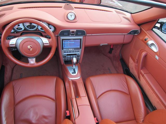911カレラS カブリオレ D車 左H HDDフルセグBカメ(17枚目)