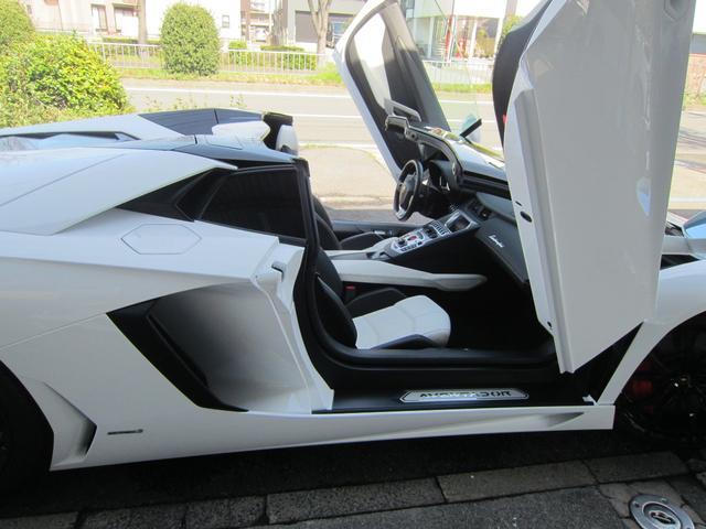 LP700-4ロードスター D車 カプリスト可変 記録簿有(7枚目)