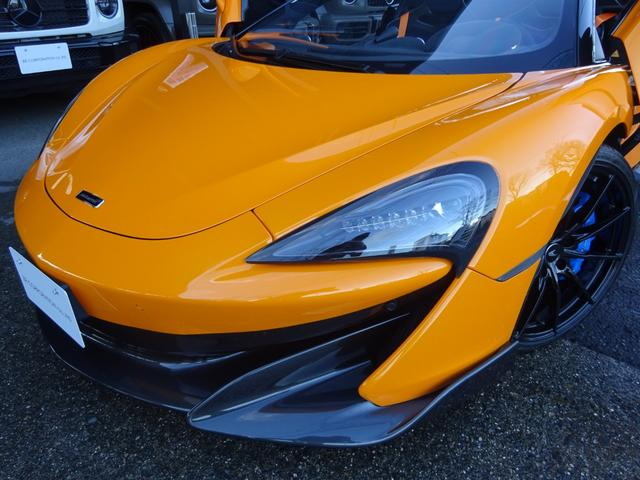 「マクラーレン」「600LTスパイダー」「オープンカー」「愛知県」の中古車10