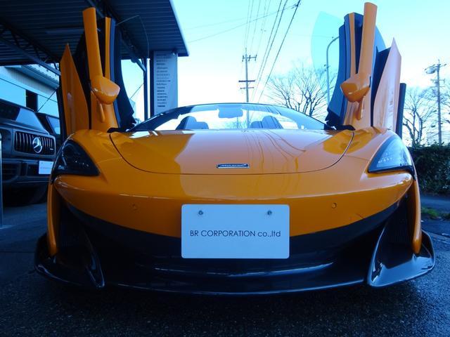 「マクラーレン」「600LTスパイダー」「オープンカー」「愛知県」の中古車12