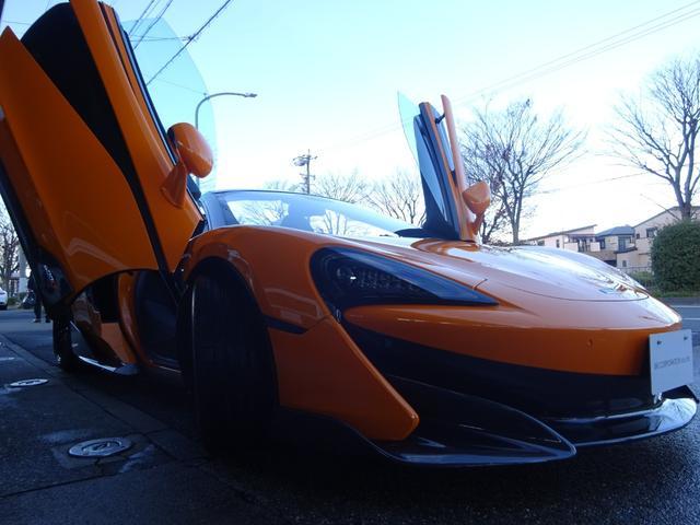 「マクラーレン」「600LTスパイダー」「オープンカー」「愛知県」の中古車14