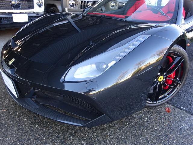 「フェラーリ」「488スパイダー」「オープンカー」「愛知県」の中古車6