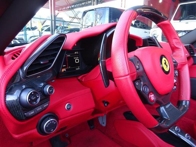 「フェラーリ」「488スパイダー」「オープンカー」「愛知県」の中古車38