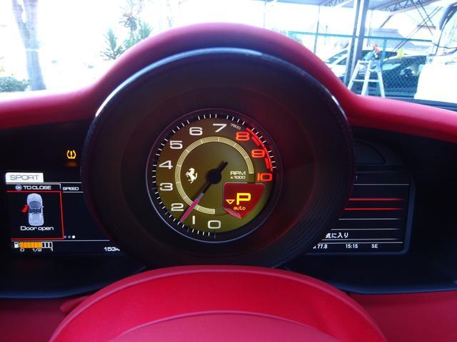「フェラーリ」「488スパイダー」「オープンカー」「愛知県」の中古車42