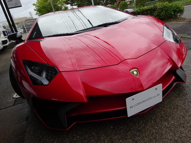 LP750-4 アヴェンタドール SV 世界限定600台 ディーラー車 カーボンインテリア パワークラフト可変マフラー&キャタストレート 純正マフラー有 フルプロテクションフォルム施工 SVビックデカール 備品全有(14枚目)