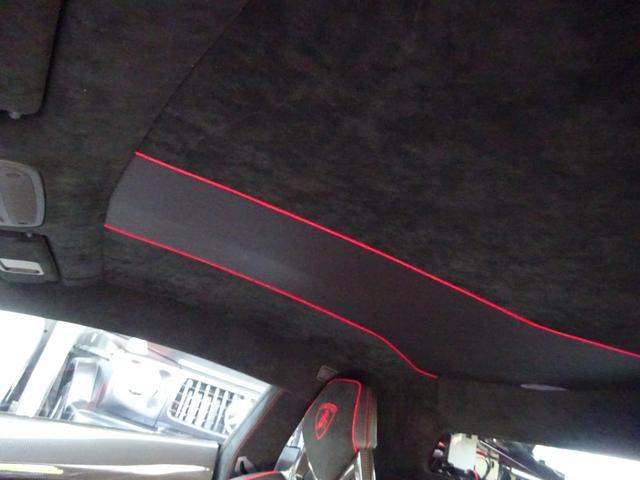 LP750-4 アヴェンタドール SV 世界限定600台 ディーラー車 カーボンインテリア パワークラフト可変マフラー&キャタストレート 純正マフラー有 フルプロテクションフォルム施工 SVビックデカール 備品全有(36枚目)