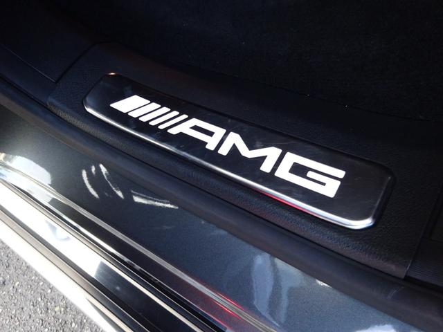 G63 G63AMG エクスクルーシブPKG ナッパレザー赤革S 電動スライディングルーフ AMGパフォーマンスエキゾーストシステム ツートンラッピング 22AWピレリ新品 新品AMGマット 取保記スペア有り(33枚目)
