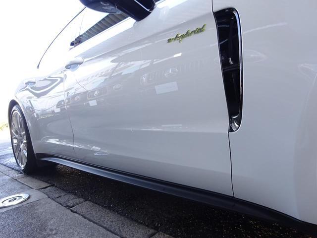 4 E-ハイブリッド ワンオーナー車 スポーツクロノPKG 21インチスポーツデザインAW BOSEサウンド コンフォートアクセス コンフォートメモリーPKG サラウンドビューカメラ付きパークアシスト ストレージPKG(14枚目)