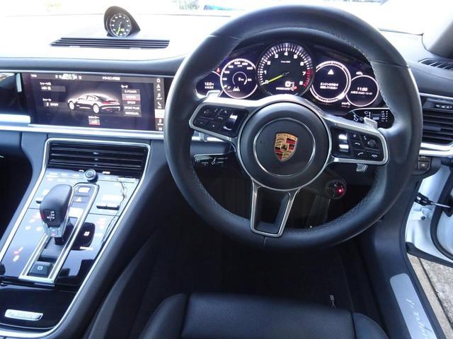 4 E-ハイブリッド ワンオーナー車 スポーツクロノPKG 21インチスポーツデザインAW BOSEサウンド コンフォートアクセス コンフォートメモリーPKG サラウンドビューカメラ付きパークアシスト ストレージPKG(38枚目)