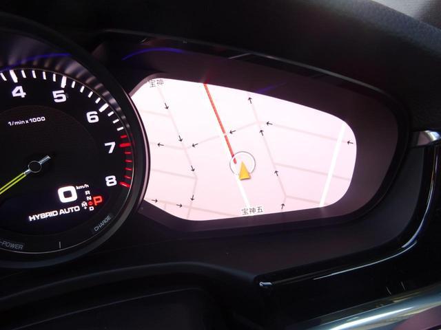 4 E-ハイブリッド ワンオーナー車 スポーツクロノPKG 21インチスポーツデザインAW BOSEサウンド コンフォートアクセス コンフォートメモリーPKG サラウンドビューカメラ付きパークアシスト ストレージPKG(41枚目)