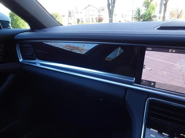 4 E-ハイブリッド ワンオーナー車 スポーツクロノPKG 21インチスポーツデザインAW BOSEサウンド コンフォートアクセス コンフォートメモリーPKG サラウンドビューカメラ付きパークアシスト ストレージPKG(51枚目)