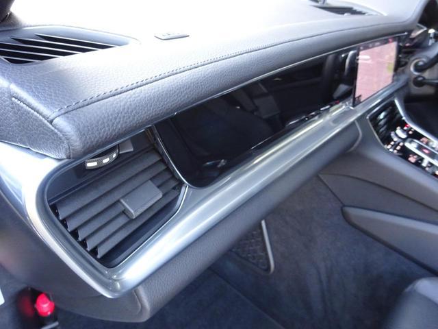 4 E-ハイブリッド ワンオーナー車 スポーツクロノPKG 21インチスポーツデザインAW BOSEサウンド コンフォートアクセス コンフォートメモリーPKG サラウンドビューカメラ付きパークアシスト ストレージPKG(61枚目)