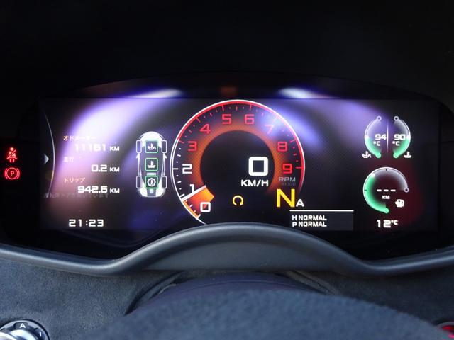 600LTスパイダー 正規ディーラー車 ワンオーナー車 アップグレード1 セキュリティP スペシャルP 純正ナビ バックカメラ 2.0ETC コンポーネントカーボンファイバーエクステリア F&Rパーキングセンサー スペア有(36枚目)