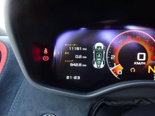 600LTスパイダー 正規ディーラー車 ワンオーナー車 アップグレード1 セキュリティP スペシャルP 純正ナビ バックカメラ 2.0ETC コンポーネントカーボンファイバーエクステリア F&Rパーキングセンサー スペア有(37枚目)