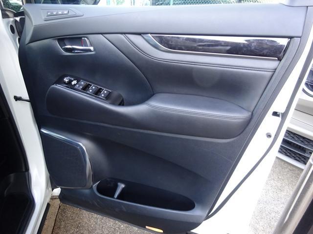 SR Cパッケージ ワンオーナー車 禁煙車 トヨタセーフティーセンス BSM デジタルインナーミラー スペアタイヤ アルパイン11型ナビフルセグ 12・8後席モニター ステアヒーター 純正マット サンルーフ 備品全て有り(31枚目)