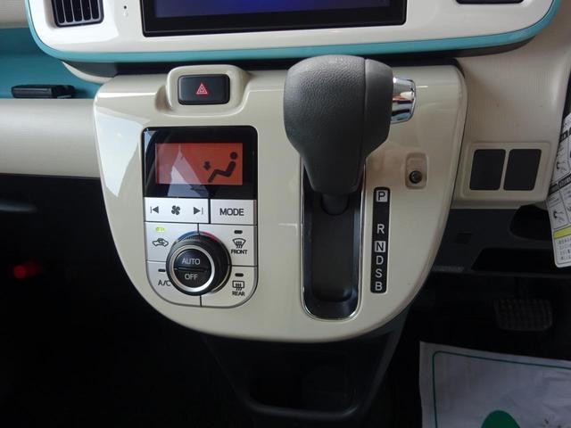 Gメイクアップ SAIII DOP8インナビ フルセグ ステアリングスイッチ バックカメラ 両側パワースライドドア LEDライト LEDフォグランプ ETC 純正バイザー&純正マット スマートキー&プッシュスタート オートAC(34枚目)