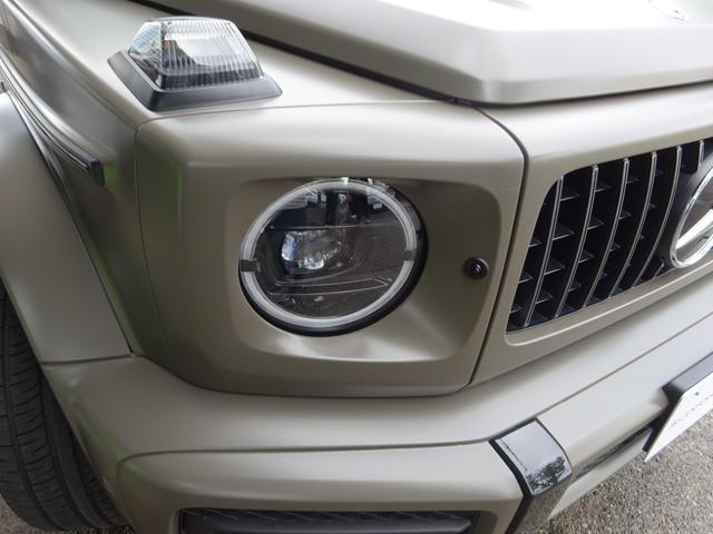 G63 マヌファクトゥーアエディション 全国300台限定 屋内保管 ワンオーナー プロテクション施工 AMGナイトパッケージ AMGエクスクルーシブパッケージ マットブラック22AW ナッパフルレザーインテリア 新車取説 保証書 スペアキー(9枚目)