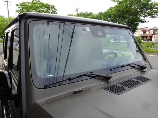 G63 マヌファクトゥーアエディション 全国300台限定 屋内保管 ワンオーナー プロテクション施工 AMGナイトパッケージ AMGエクスクルーシブパッケージ マットブラック22AW ナッパフルレザーインテリア 新車取説 保証書 スペアキー(10枚目)