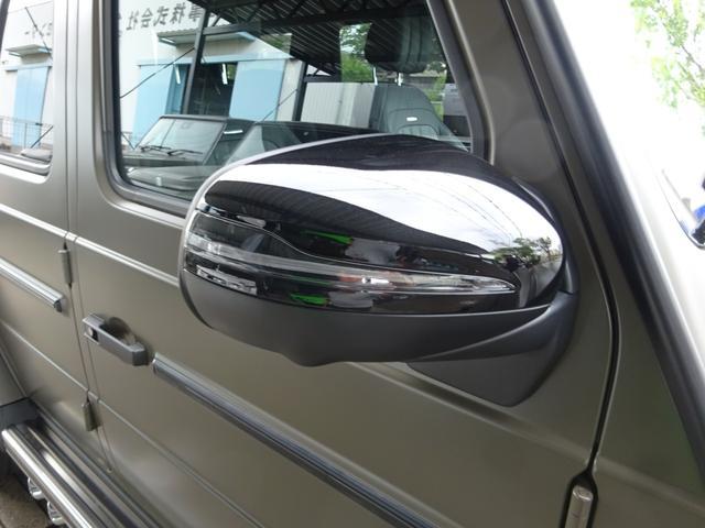 G63 マヌファクトゥーアエディション 全国300台限定 屋内保管 ワンオーナー プロテクション施工 AMGナイトパッケージ AMGエクスクルーシブパッケージ マットブラック22AW ナッパフルレザーインテリア 新車取説 保証書 スペアキー(13枚目)