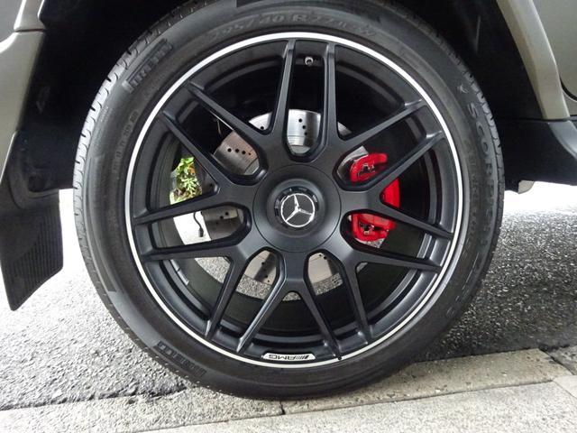 G63 マヌファクトゥーアエディション 全国300台限定 屋内保管 ワンオーナー プロテクション施工 AMGナイトパッケージ AMGエクスクルーシブパッケージ マットブラック22AW ナッパフルレザーインテリア 新車取説 保証書 スペアキー(15枚目)