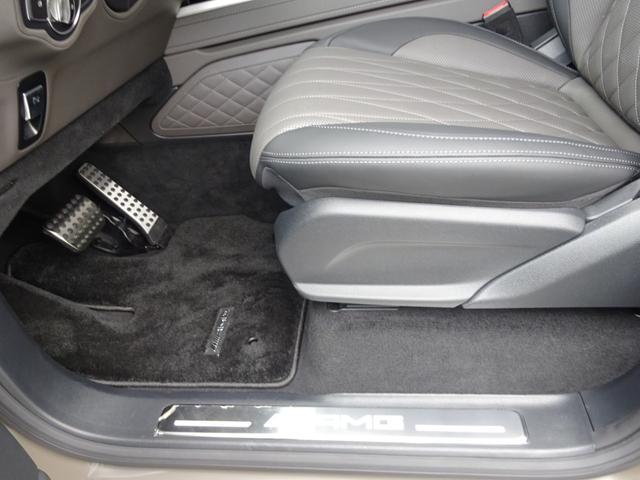 G63 マヌファクトゥーアエディション 全国300台限定 屋内保管 ワンオーナー プロテクション施工 AMGナイトパッケージ AMGエクスクルーシブパッケージ マットブラック22AW ナッパフルレザーインテリア 新車取説 保証書 スペアキー(25枚目)