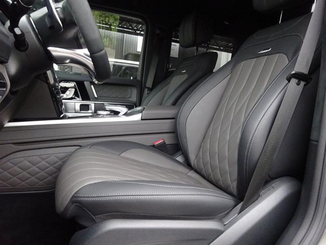 G63 マヌファクトゥーアエディション 全国300台限定 屋内保管 ワンオーナー プロテクション施工 AMGナイトパッケージ AMGエクスクルーシブパッケージ マットブラック22AW ナッパフルレザーインテリア 新車取説 保証書 スペアキー(26枚目)