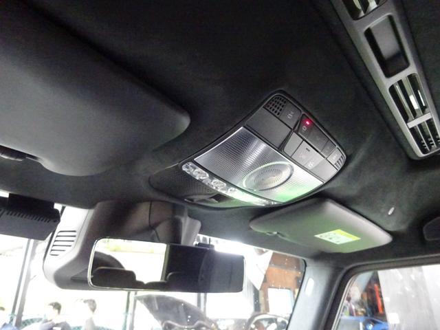 G63 マヌファクトゥーアエディション 全国300台限定 屋内保管 ワンオーナー プロテクション施工 AMGナイトパッケージ AMGエクスクルーシブパッケージ マットブラック22AW ナッパフルレザーインテリア 新車取説 保証書 スペアキー(35枚目)