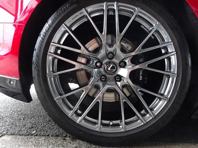 LC500 Sパッケージ TRDエアロ TRD鍛造21インチアルミホイール カーボンルーフ マークレビンソン プレミアムサウンド 純正10.3インチナビ フルセグ バックカメラ ETC ヘッドアップディスプレイ 新車取保スぺ有(16枚目)
