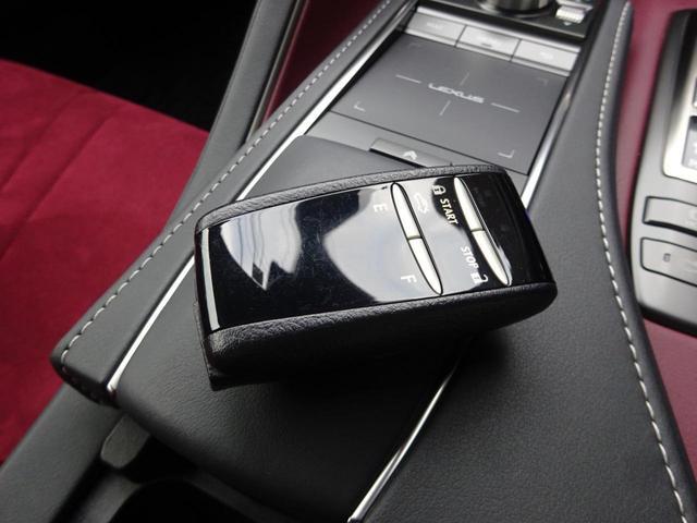 LC500 Sパッケージ TRDエアロ TRD鍛造21インチアルミホイール カーボンルーフ マークレビンソン プレミアムサウンド 純正10.3インチナビ フルセグ バックカメラ ETC ヘッドアップディスプレイ 新車取保スぺ有(42枚目)