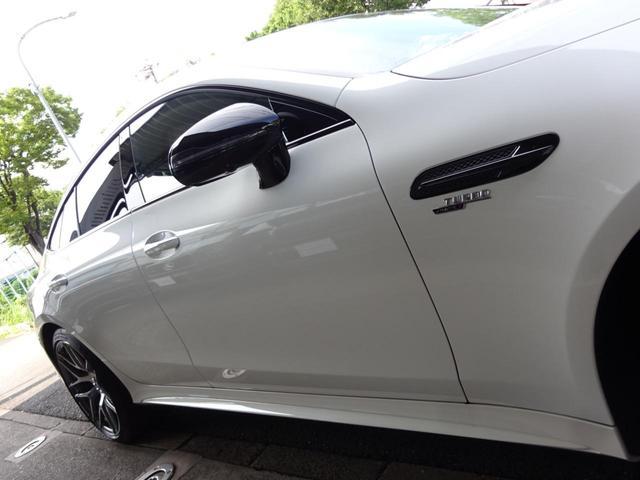 53 4マチック+ 正規ディーラー車 ワンオーナー車 屋内保管 フルレザーパッケージ OPAMGクロススポーク鍛造ホイール 純正ナビ フルセグ 360°カメラ 純正マット パワーバックドア 備品全有(15枚目)