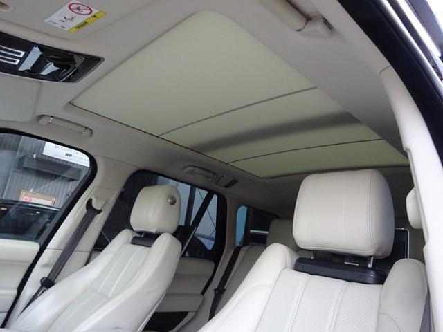 3.0 V6 スーパーチャージド ヴォーグ 正規ディーラー車 AVANTGARDE24インチ ハーマンフロントスポイラー ハーマンリアスポイラー ワンオフマフラーデュアル出し 探知機レーダー ドライブレコーダー付 後席モニター 取保スぺ有り(33枚目)