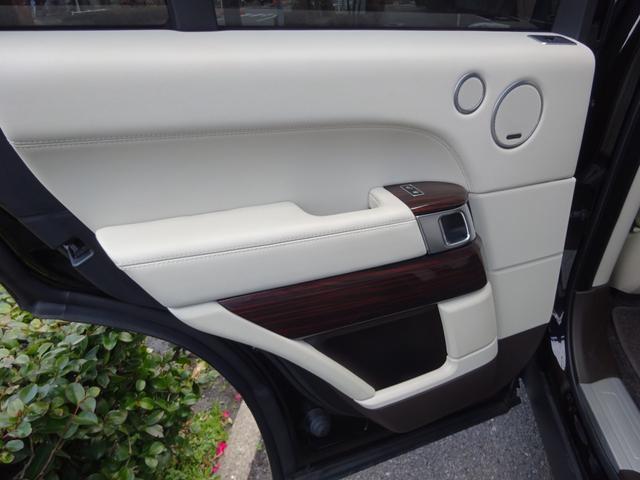 3.0 V6 スーパーチャージド ヴォーグ 正規ディーラー車 AVANTGARDE24インチ ハーマンフロントスポイラー ハーマンリアスポイラー ワンオフマフラーデュアル出し 探知機レーダー ドライブレコーダー付 後席モニター 取保スぺ有り(35枚目)