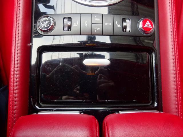 GT MANSORY後期エアロ メッキグリル コンビハンドル 赤革レザーインテリア イージークローズドア ロアリングKIT ハイパーフォージド カーボンリアスポイラー シートヒーター(41枚目)