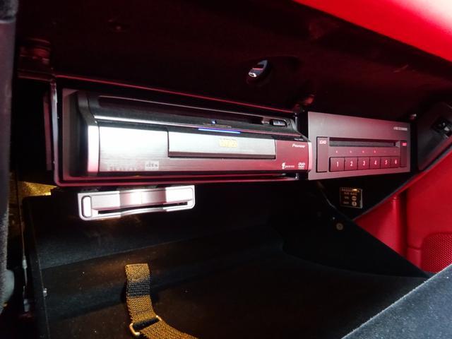 GT MANSORY後期エアロ メッキグリル コンビハンドル 赤革レザーインテリア イージークローズドア ロアリングKIT ハイパーフォージド カーボンリアスポイラー シートヒーター(45枚目)