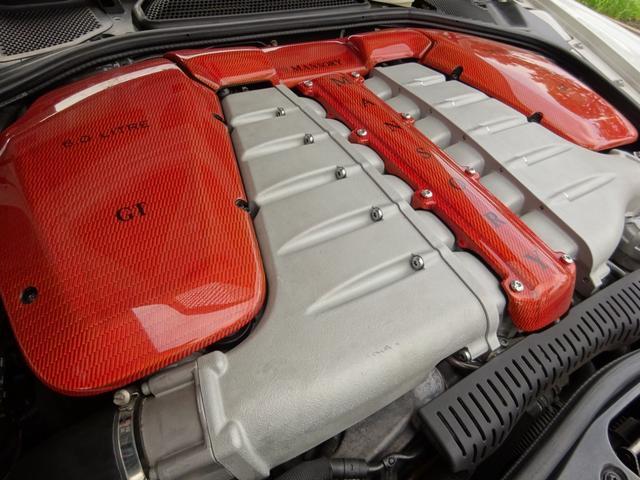 GT MANSORY後期エアロ メッキグリル コンビハンドル 赤革レザーインテリア イージークローズドア ロアリングKIT ハイパーフォージド カーボンリアスポイラー シートヒーター(50枚目)