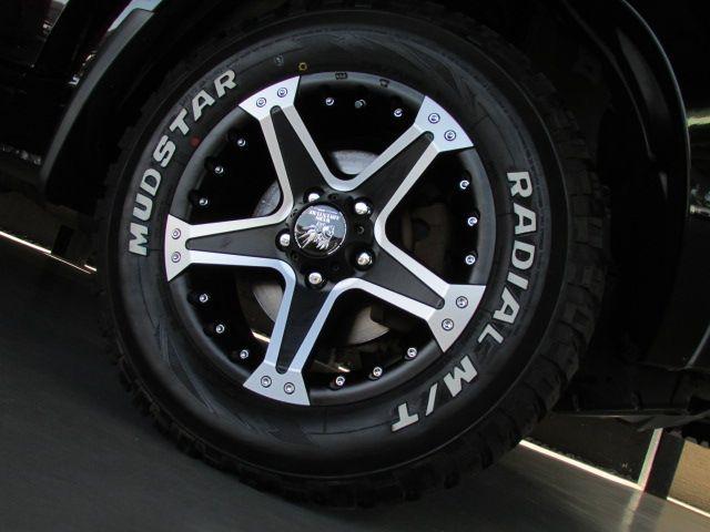 BEASTマッドスタイリング weds16AW 4WD(8枚目)