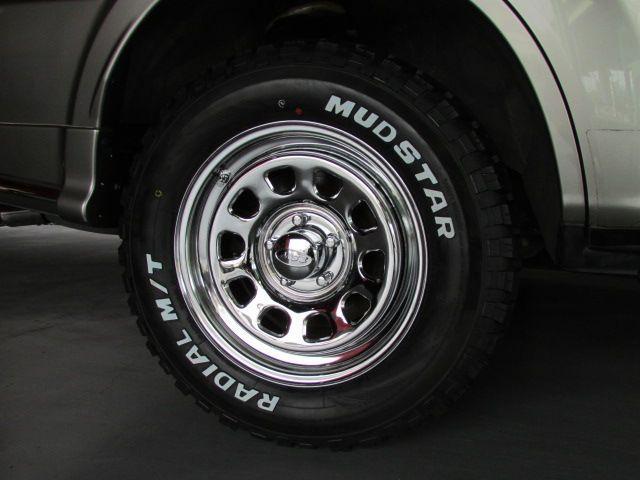 BEASTマッドスタイリング DAYTONA16AW 4WD(9枚目)