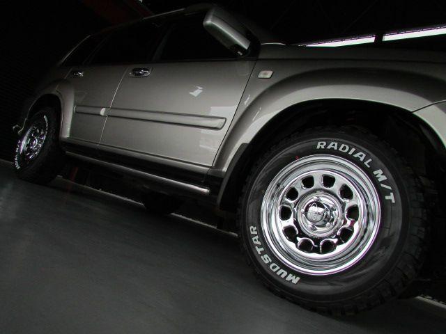 BEASTマッドスタイリング DAYTONA16AW 4WD(10枚目)