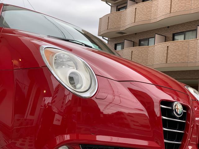 「アルファロメオ」「アルファロメオ ミト」「コンパクトカー」「愛知県」の中古車12