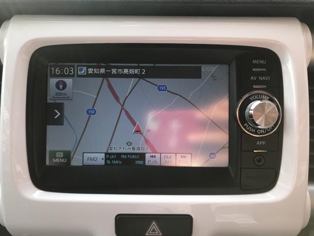 X メーカー純正SDナビ バックカメラ TV 車検整備付き(17枚目)