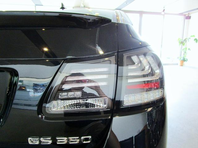 GS350 スピンドルグリル仕様 ファイバーヘッド 20AW(6枚目)