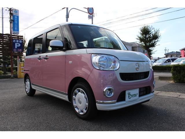 「ダイハツ」「ムーヴキャンバス」「コンパクトカー」「愛知県」の中古車3