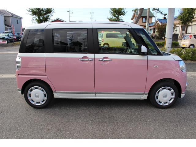「ダイハツ」「ムーヴキャンバス」「コンパクトカー」「愛知県」の中古車8