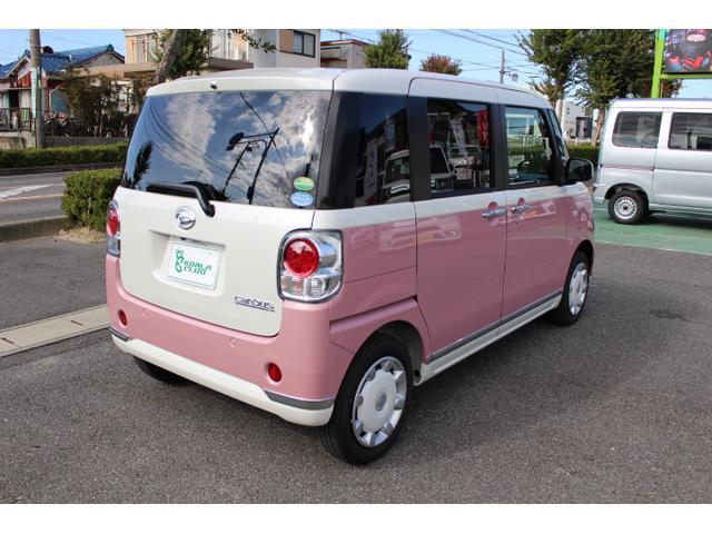 「ダイハツ」「ムーヴキャンバス」「コンパクトカー」「愛知県」の中古車9
