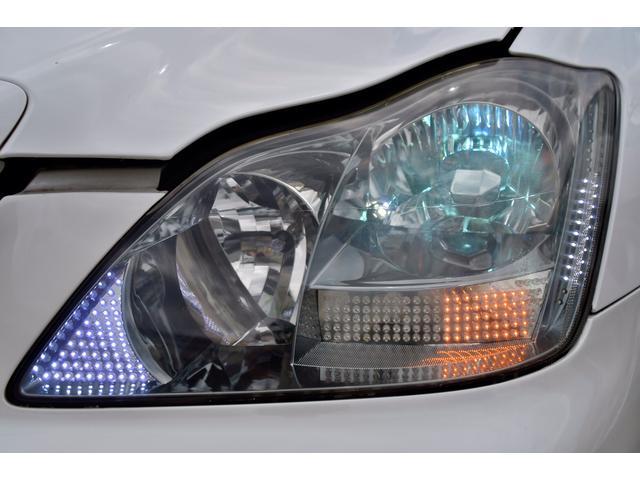アスリート 車高調付 社外ヘッドライト 社外テールライト(10枚目)