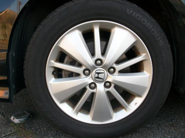 GエアロHDDナビスペシャルパッケージ エアロバージョン 8人乗り 純正アルミ(49枚目)