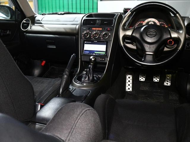 RS200 Zエディション社外18インチ/BRIDEシート(16枚目)