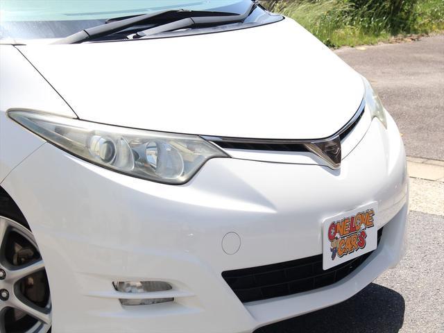 2.4アエラス Gエディション特別仕様車/ナビ/両側パワスラ(9枚目)
